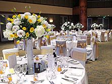 Table and Venue Arrangements